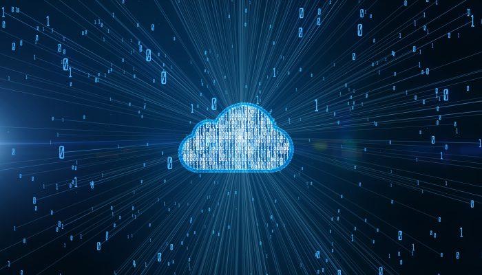 image depicting cloud computing