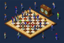 people associated with deals are like chess pieces a sales person needs to move around as required
