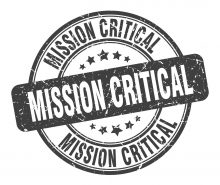 picture of a mission-critical stamp